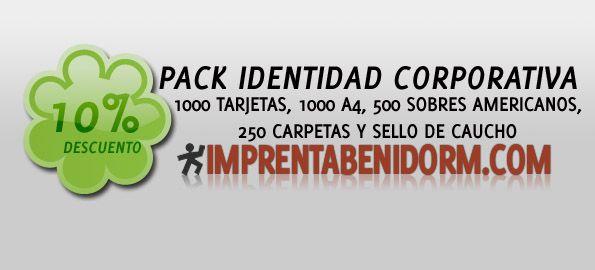 Pack Identidad Corporativa