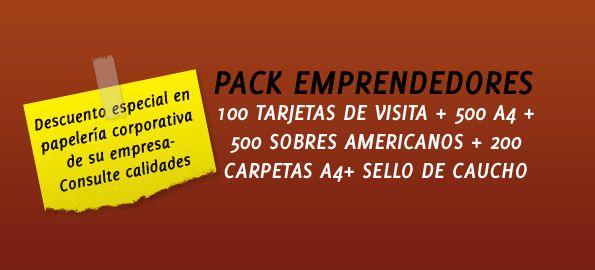 Pack Emprendedores
